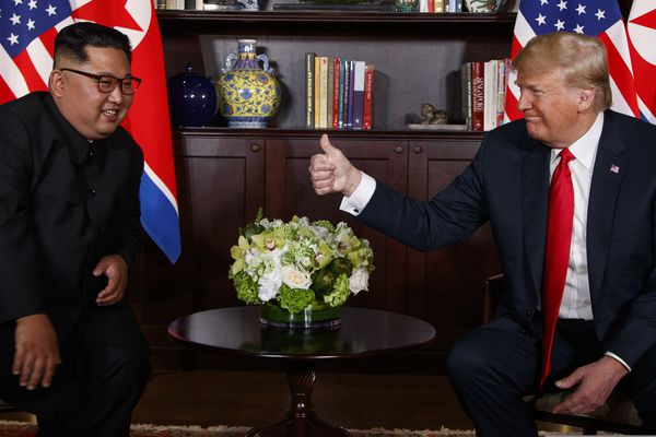 Does Trump want peace with North Korea more than getting rid of its nukes? | Trudy Rubin