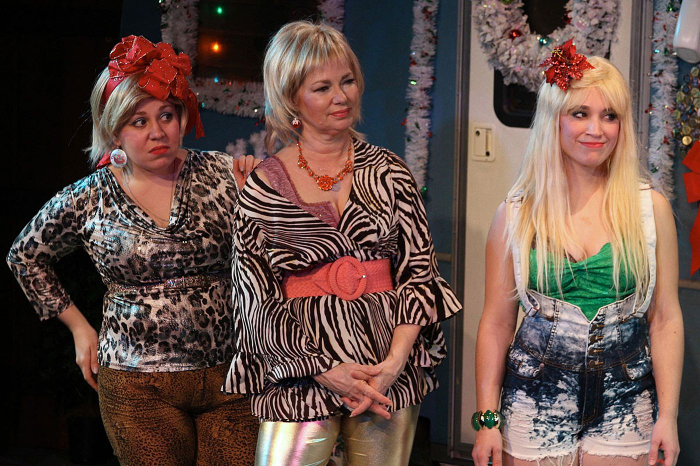 Review: 'The Great American Trailer Park Christmas Musical'