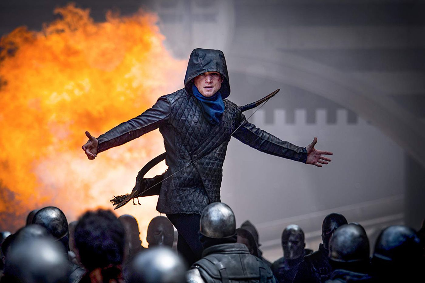 'Robin Hood' not likely to make you quiver