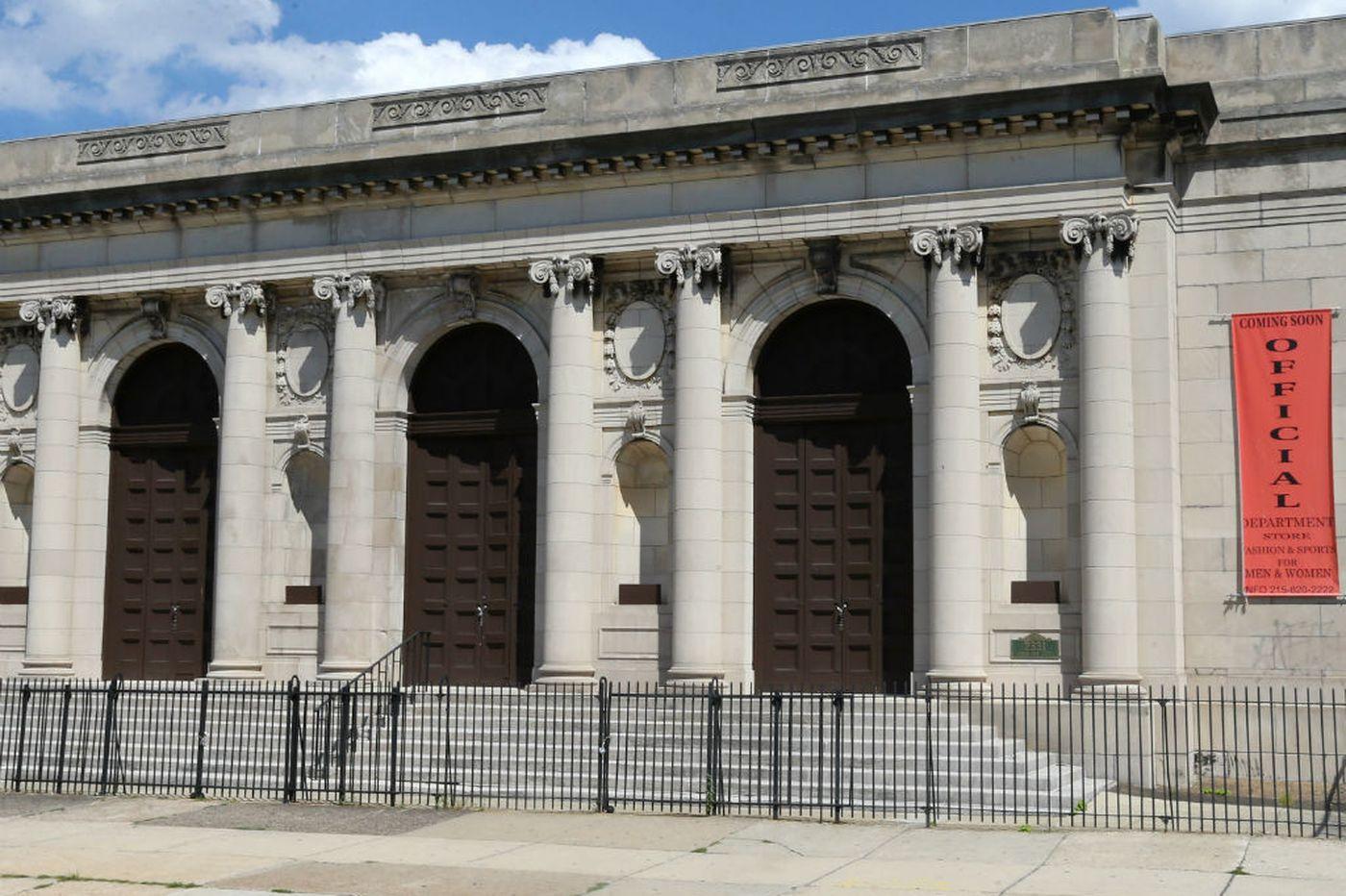 Good Eye: Dropsie College's elegant temple