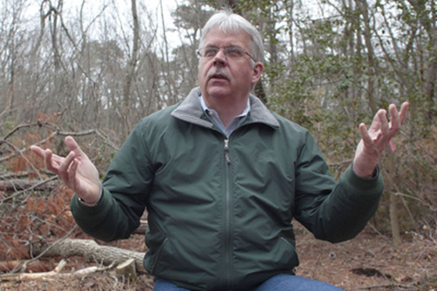 Kevin Riordan: Deptford man's film aims to clear forests of misconceptions