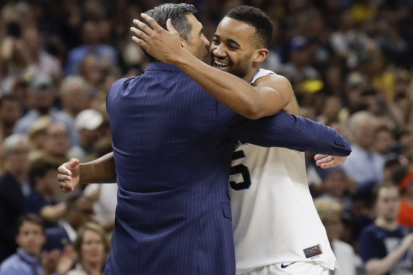 Villanova could start next season in the Associated Press top five, but 'ifs' are attached