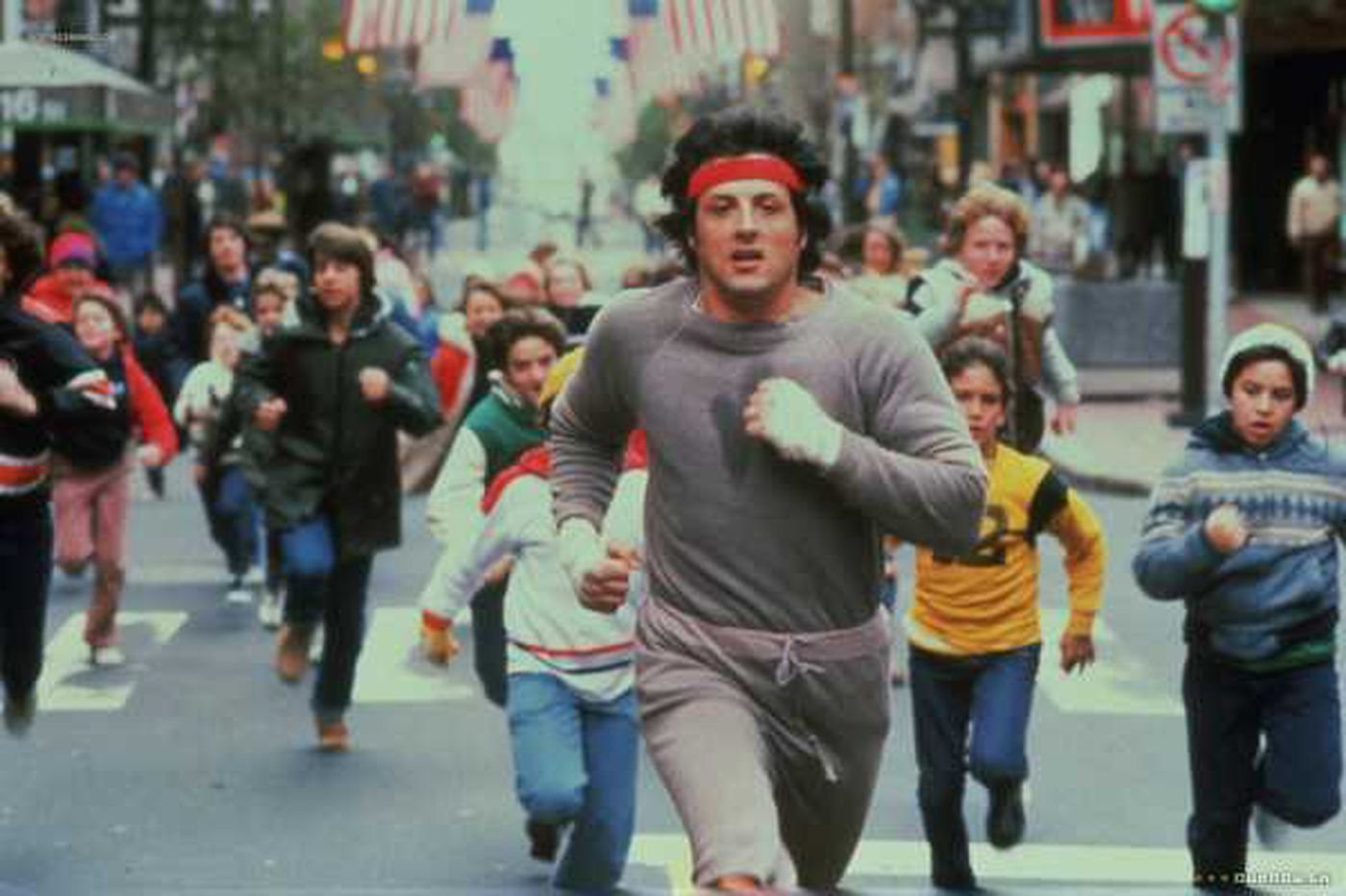 Clout: That time Lt. Gov. Mike Stack was in 'Rocky' ...