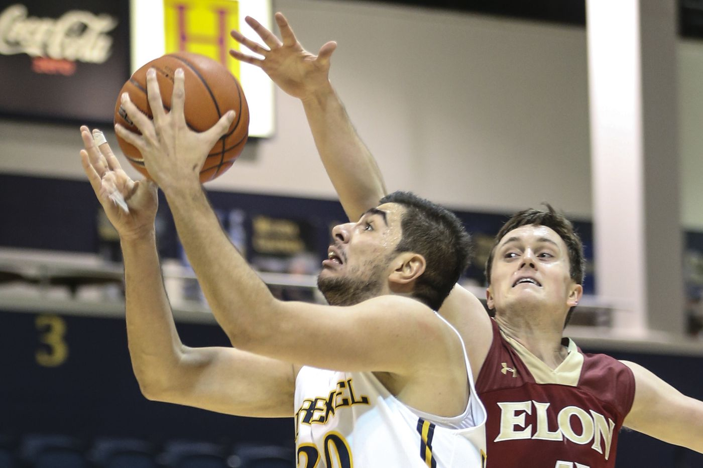 Drexel basketball gets first CAA win of season, snapping four-game losing streak against Elon