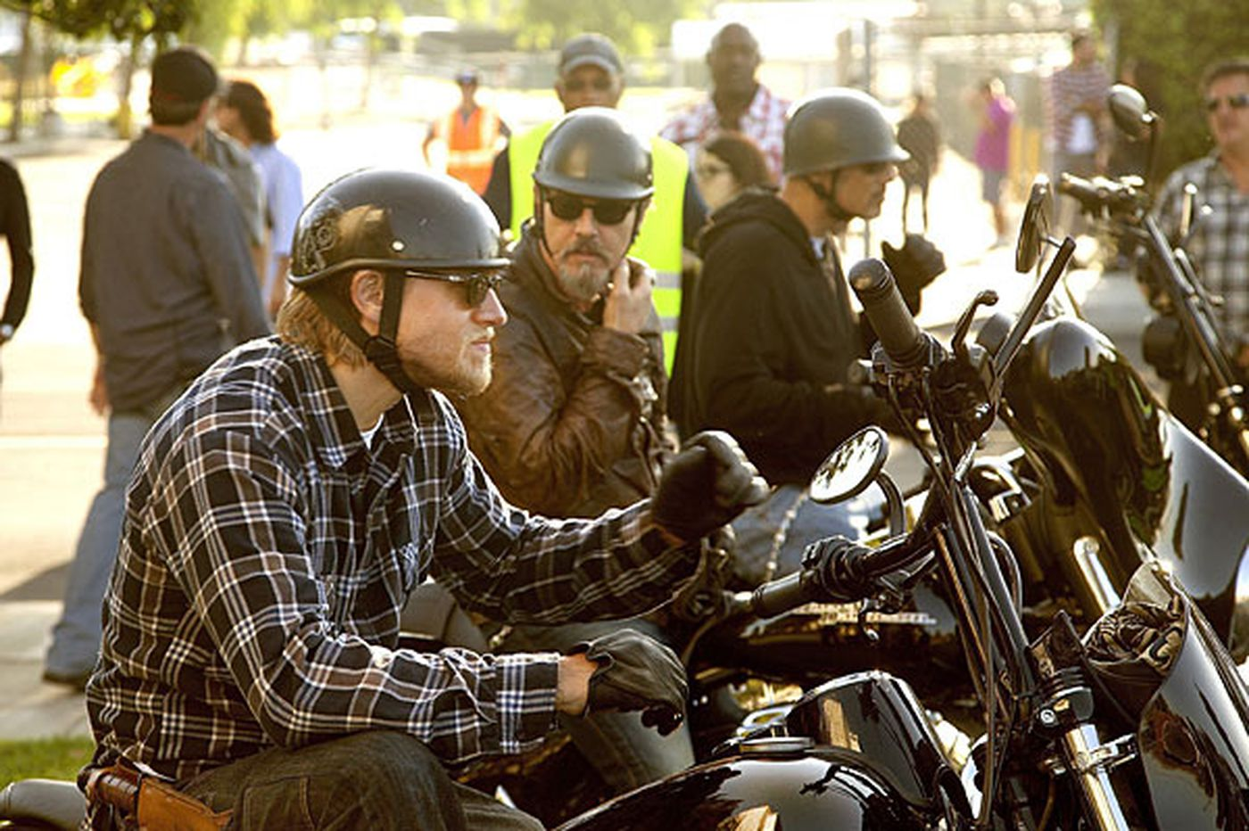 Last ride with 'Sons of Anarchy'