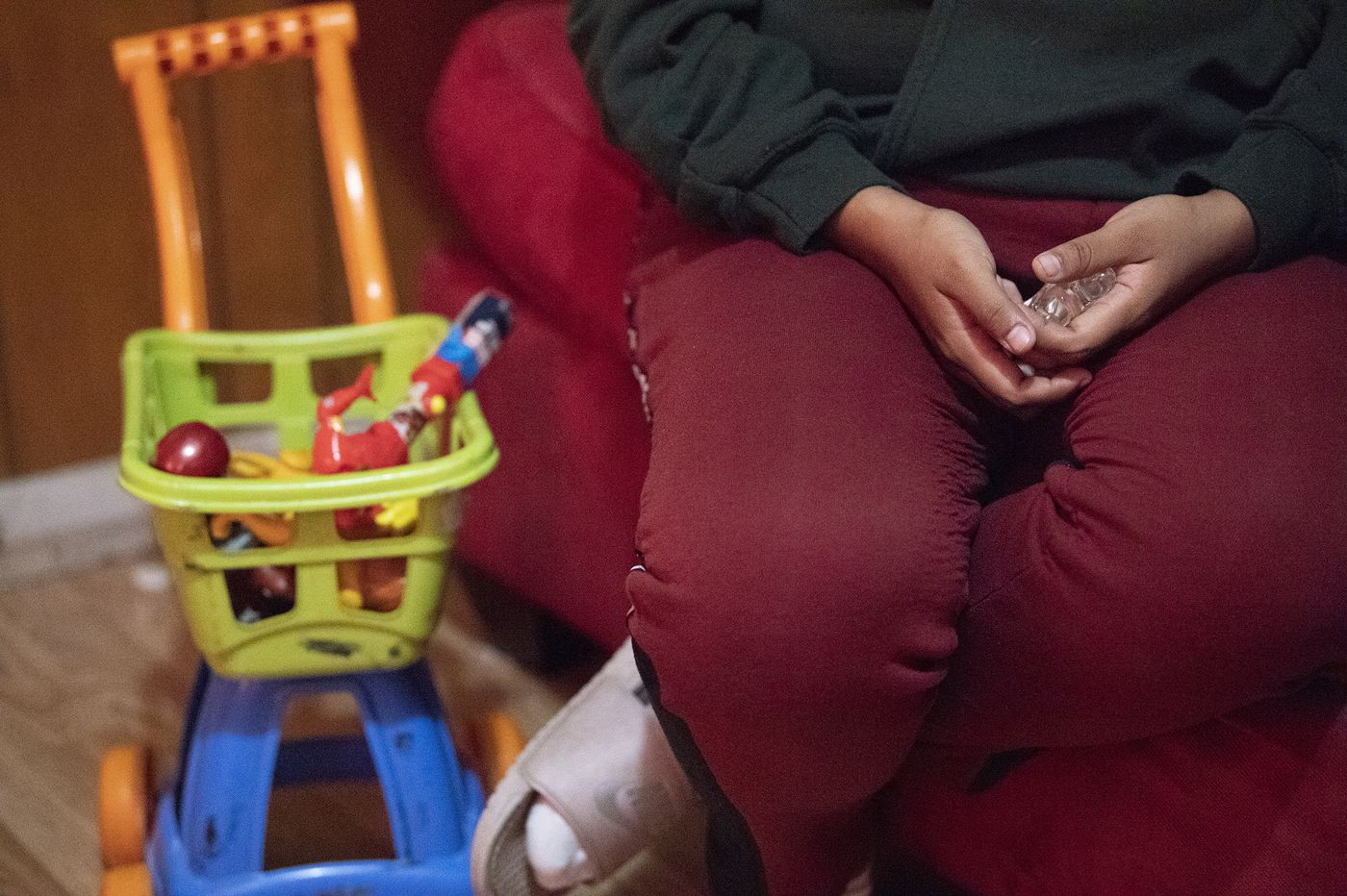 Mother of 5-year-old South Jersey girl apparently abducted in Bridgeton park grieves and waits