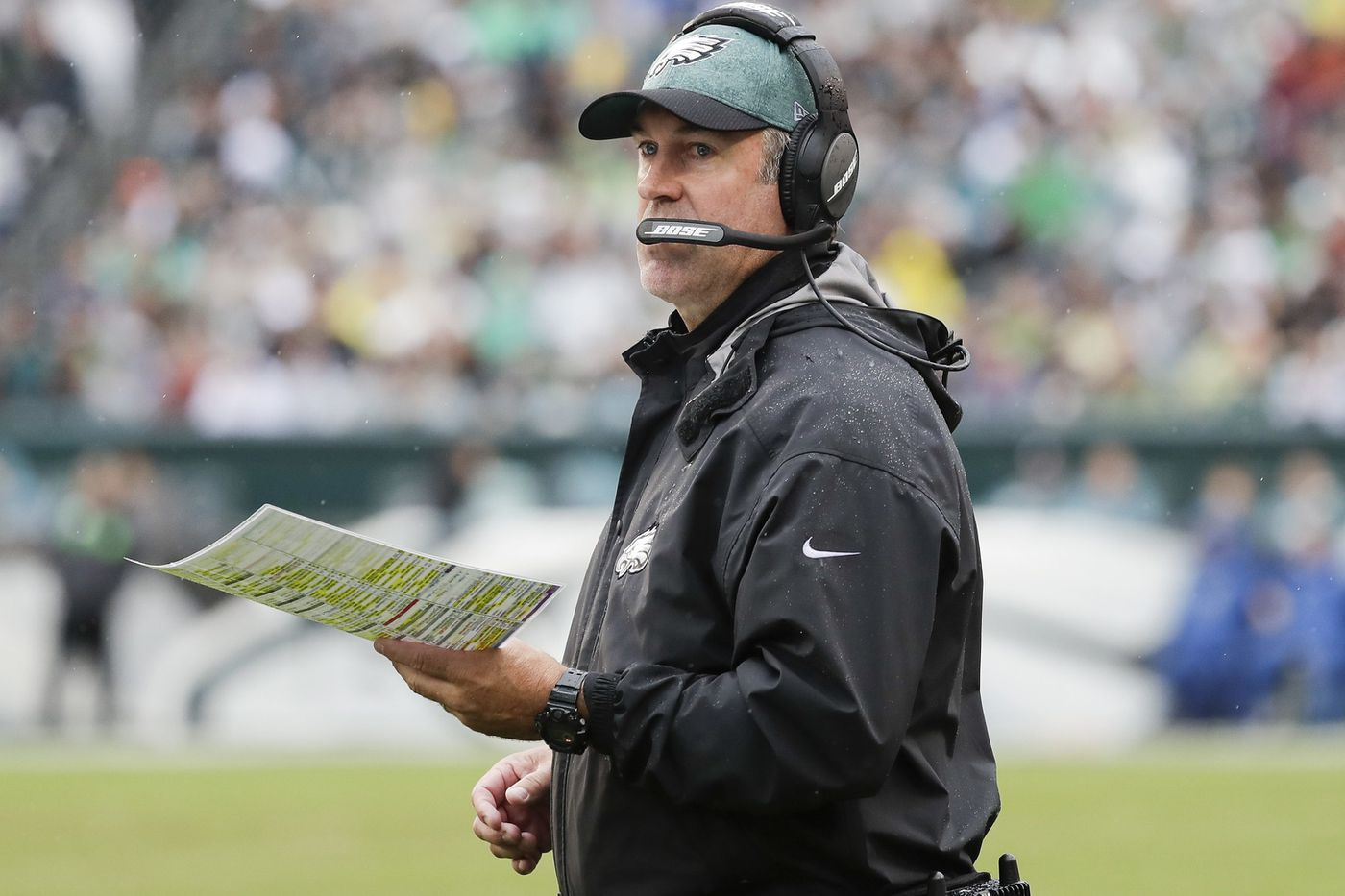 Doug Pederson confirms Eagles' Rodney McLeod had MCL surgery, says Darren Sproles won't play vs. Titans