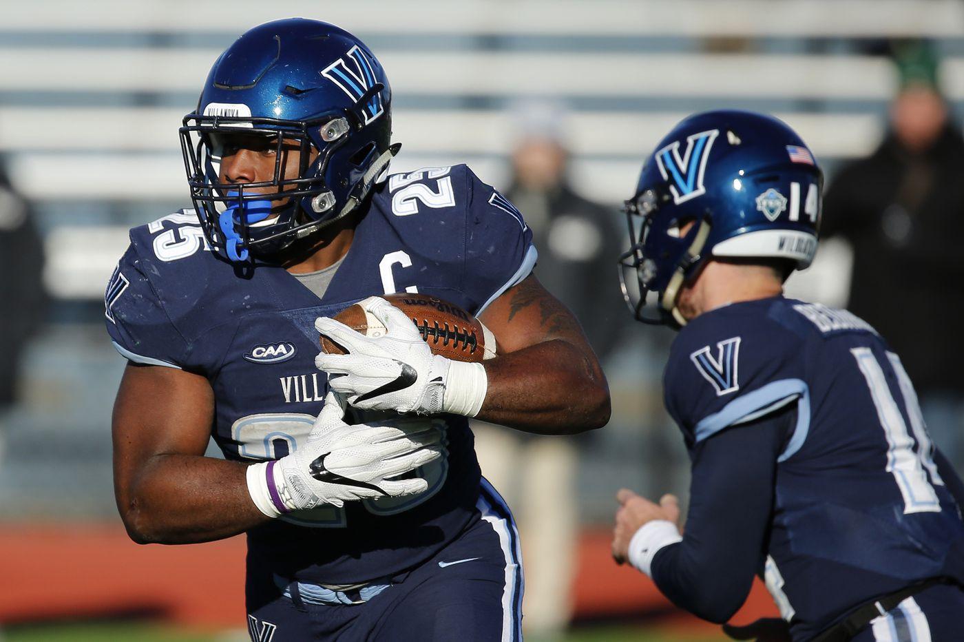 Villanova football beats Delaware, puts Blue Hens' postseason bid in jeopardy