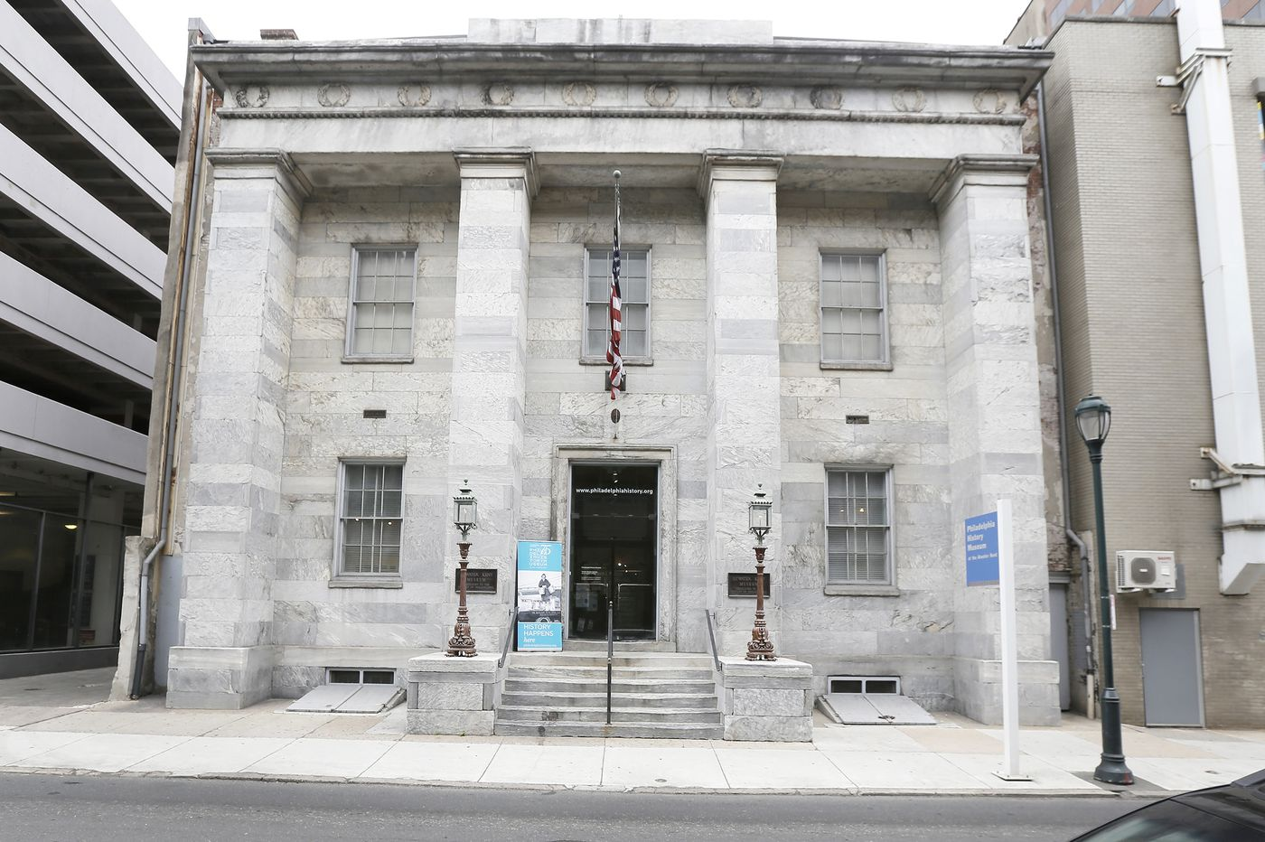 Not a good look, Philly. We can't allow our own history museum to close | Editorial