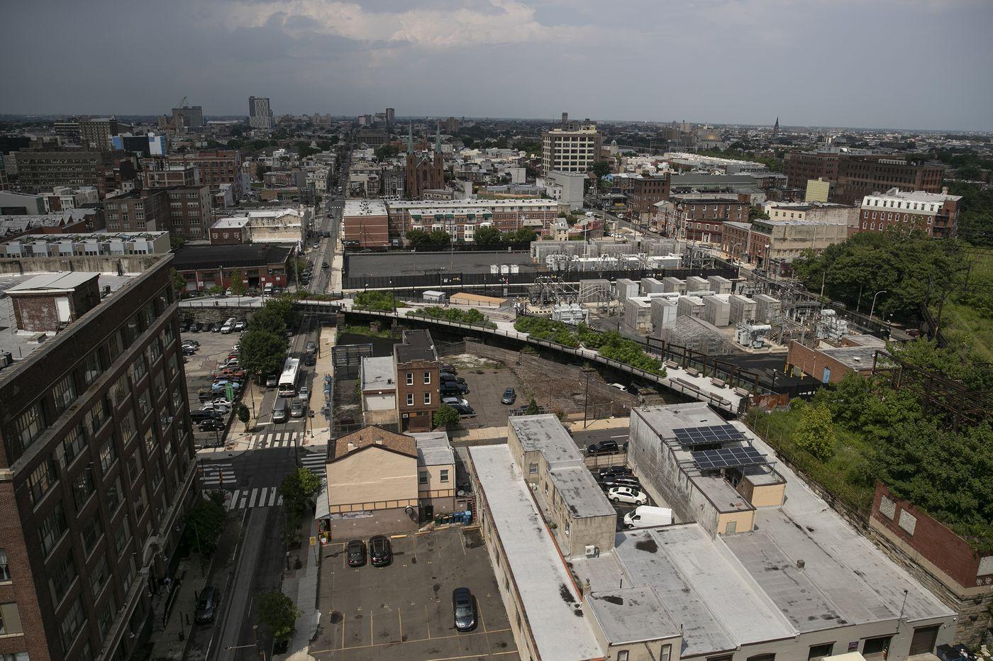 Whatever you call the neighborhood around Philly's new Rail Park, it needs improvement | Inga Saffron