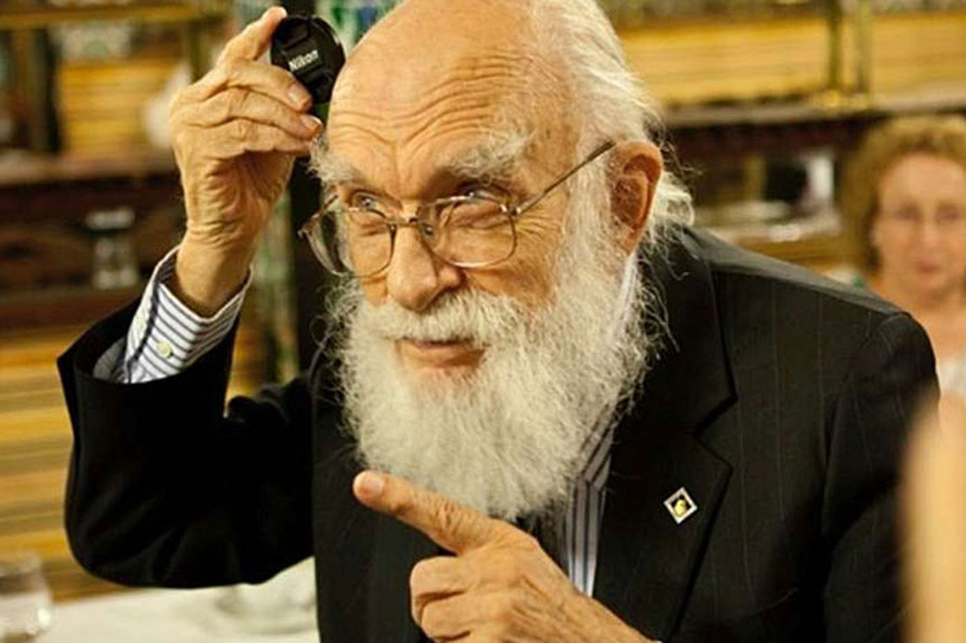 'An Honest Liar': The Amazing Randi's life of trickery and debunking fakers