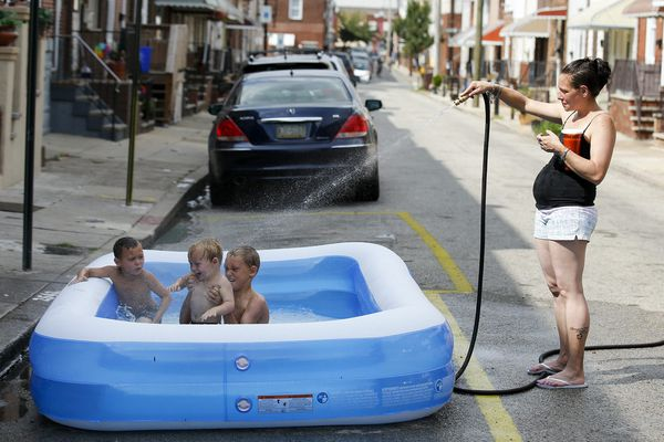 Pools, frozen treats and the Shore: Guide to coping with Philly's heat and humidity