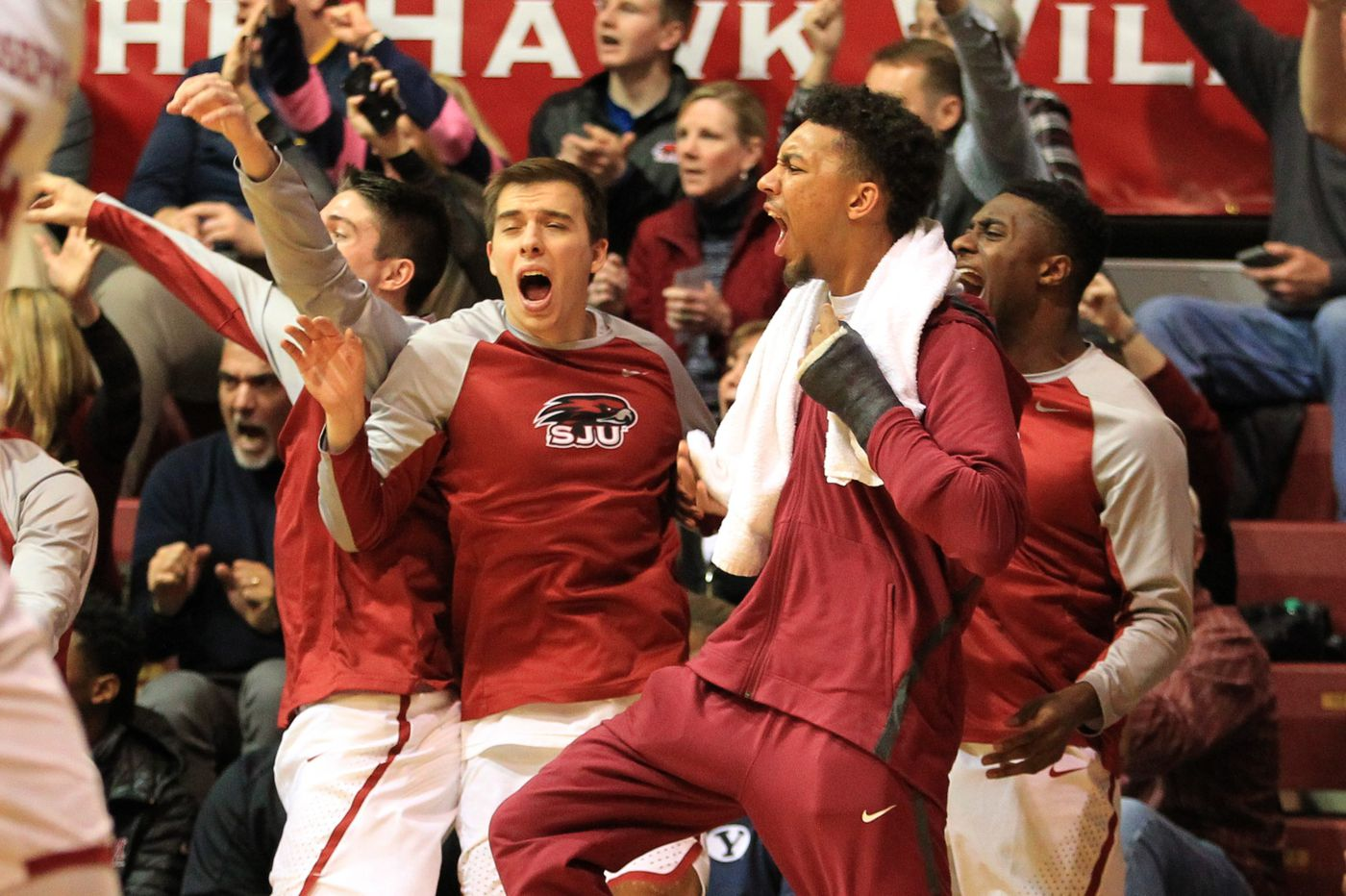 St. Joseph's picked to finish second in Atlantic 10