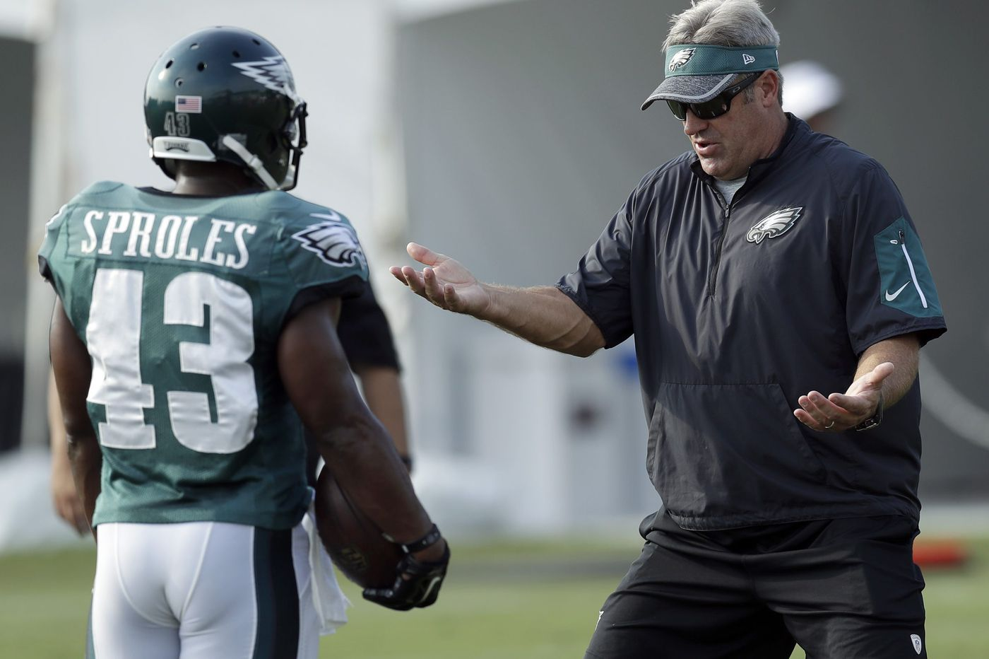 Doug Pederson says he thinks Eagles' Darren Sproles will play again this season