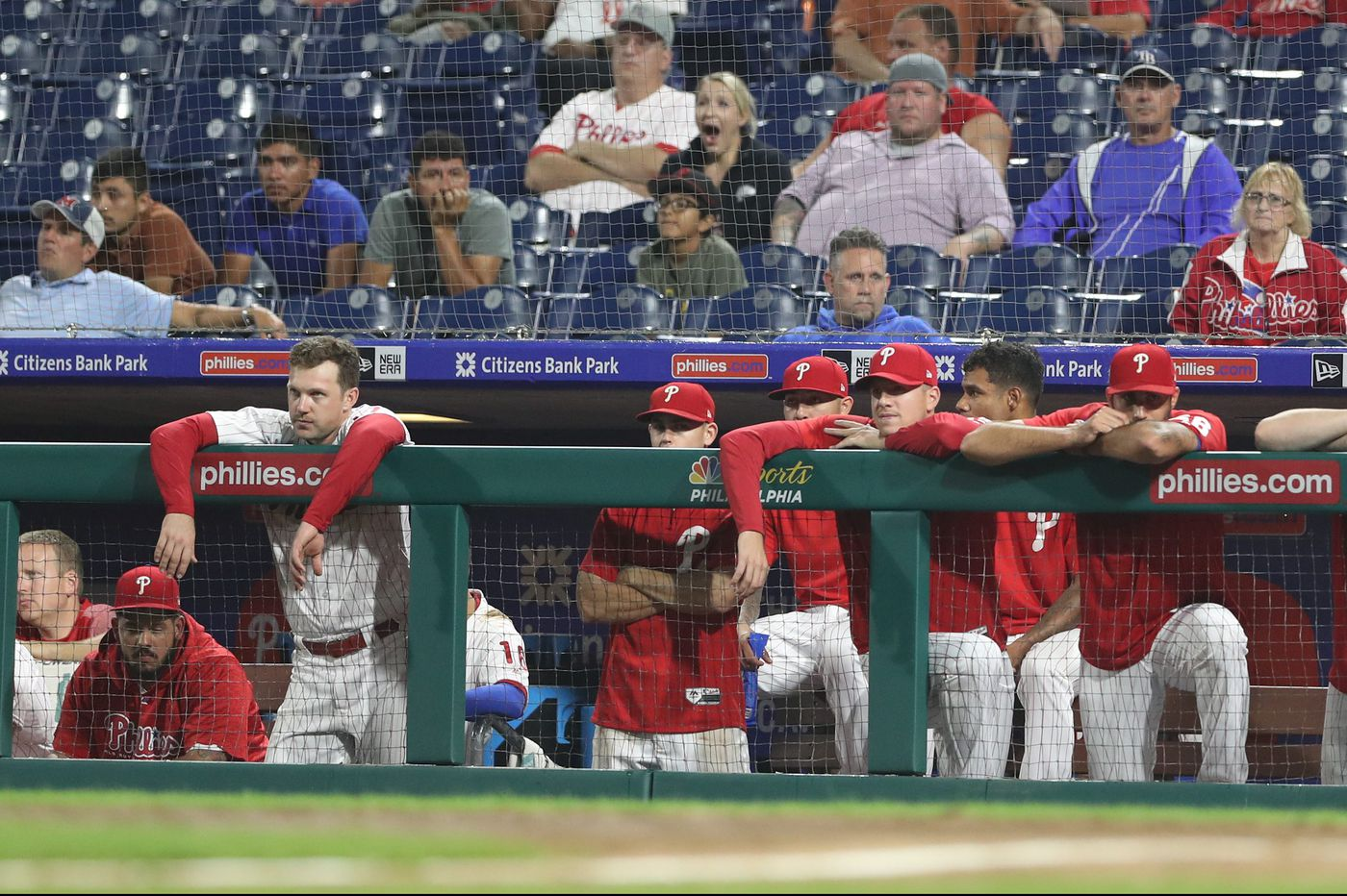 Late-season swoon has Phillies looking like the team we thought they were | Extra Innings