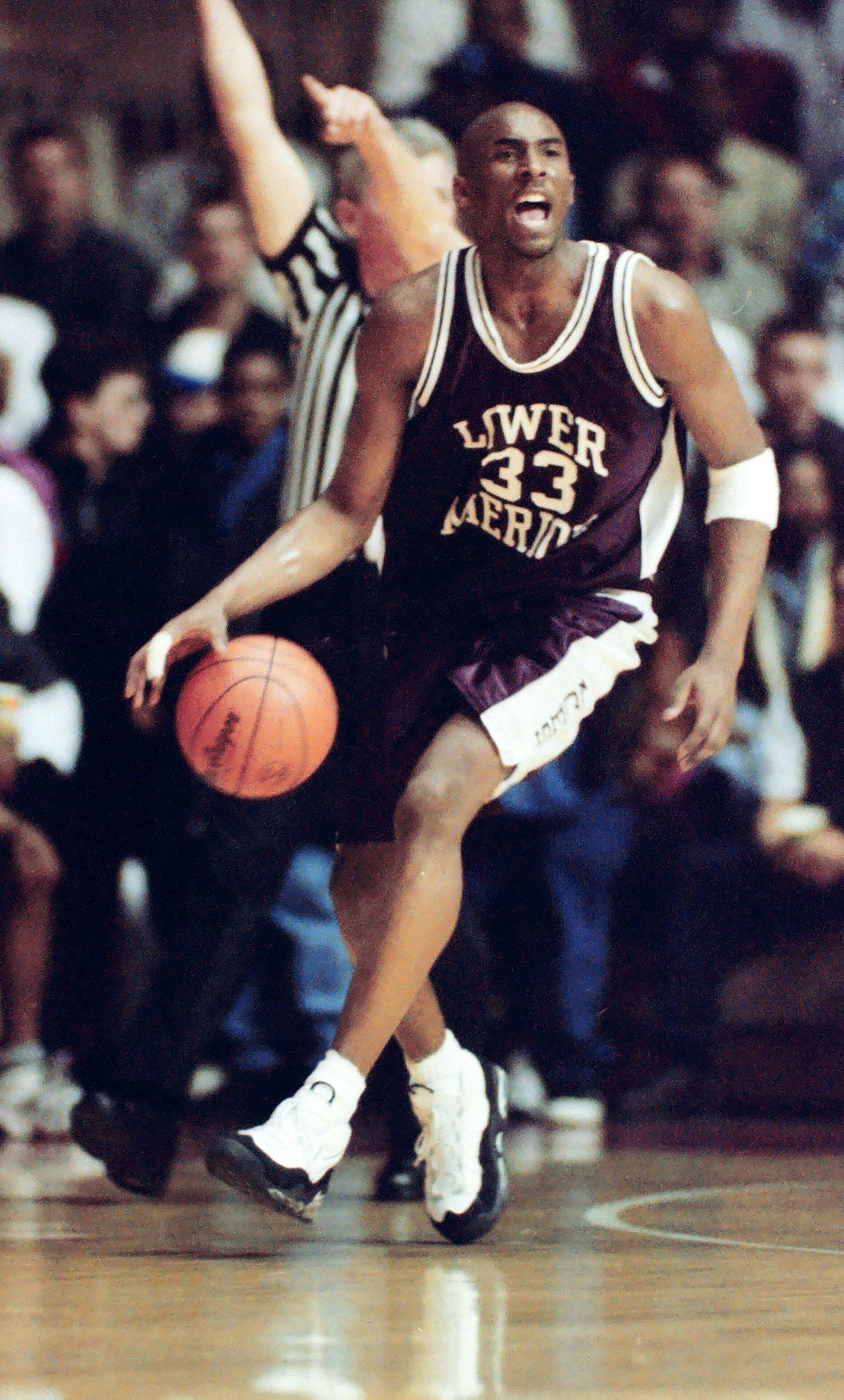 Kobe Bryant Photos Before He Became A Legend