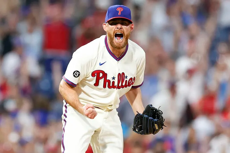 Ian Kennedy has been installed as the Phillies' closer after being acquired in a July 30 trade with the Texas Rangers.