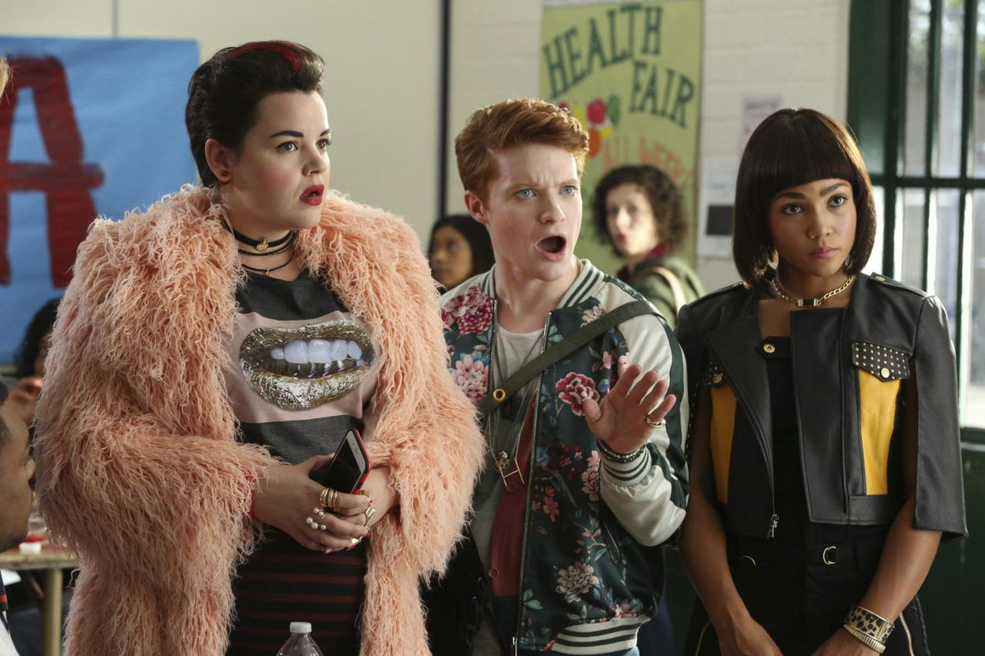 'Heathers' reboot starring Philly-area actress put off after Florida school shootings