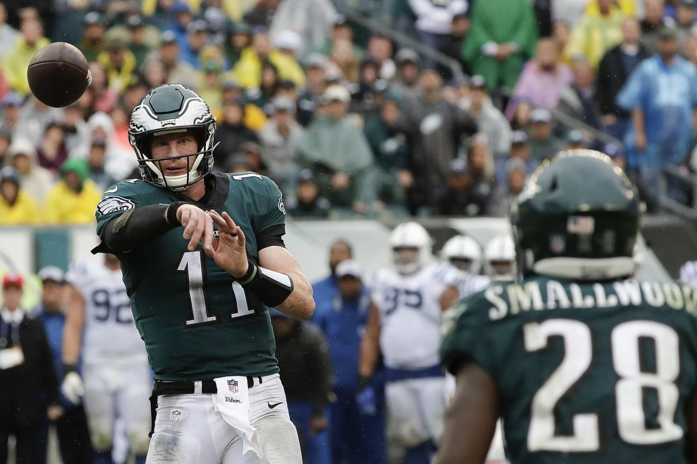 How Carson Wentz and the Eagles grinded out a 17-play, 11-minute game-winning drive   Jeff McLane