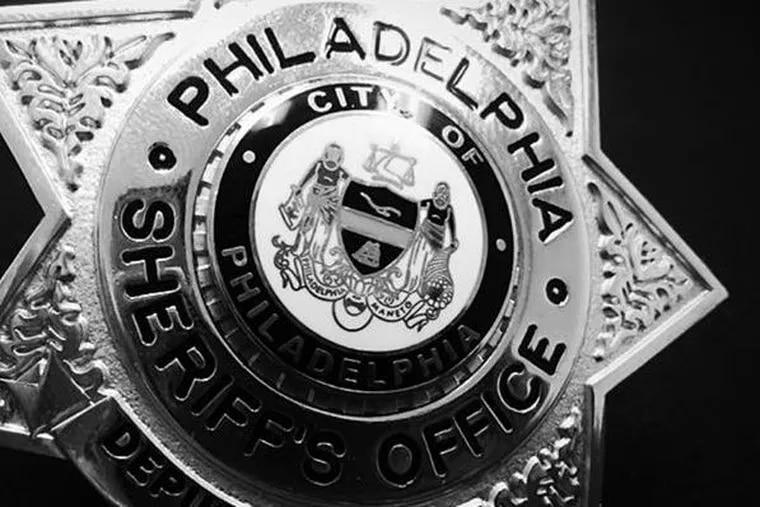 Philadelphia Sheriff's Office logo.