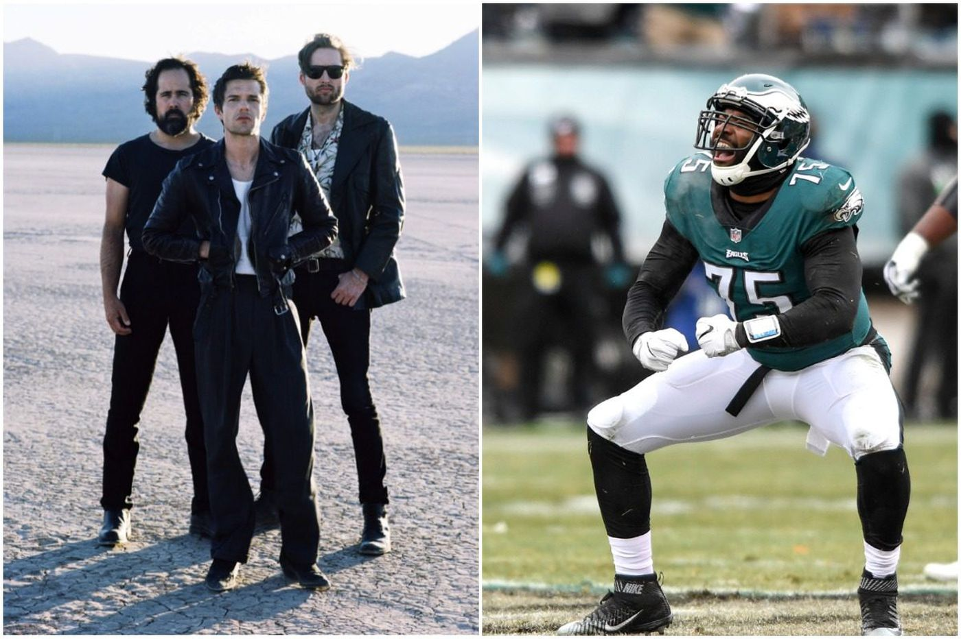 In South Philly on Saturday? Expect delays, thanks to the Eagles and the Killers