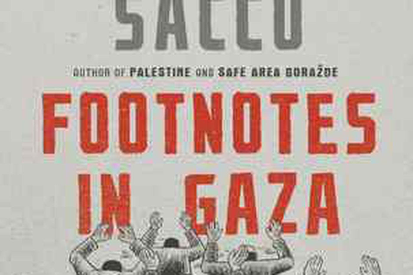 Serious story from Gaza in comic form
