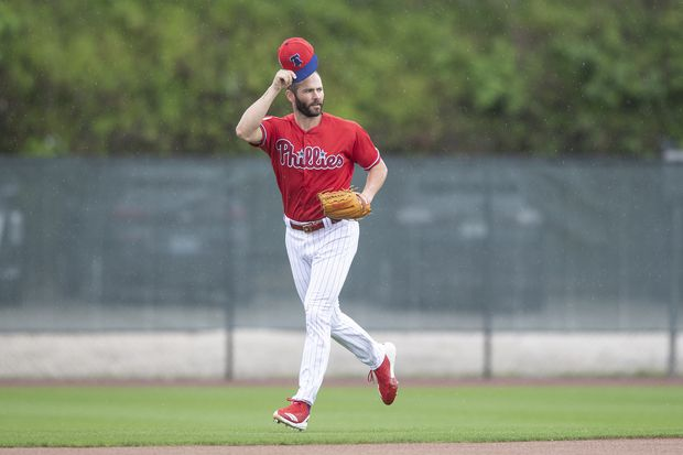Phillies pitcher Jake Arrieta had knee surgery shortly before spring training