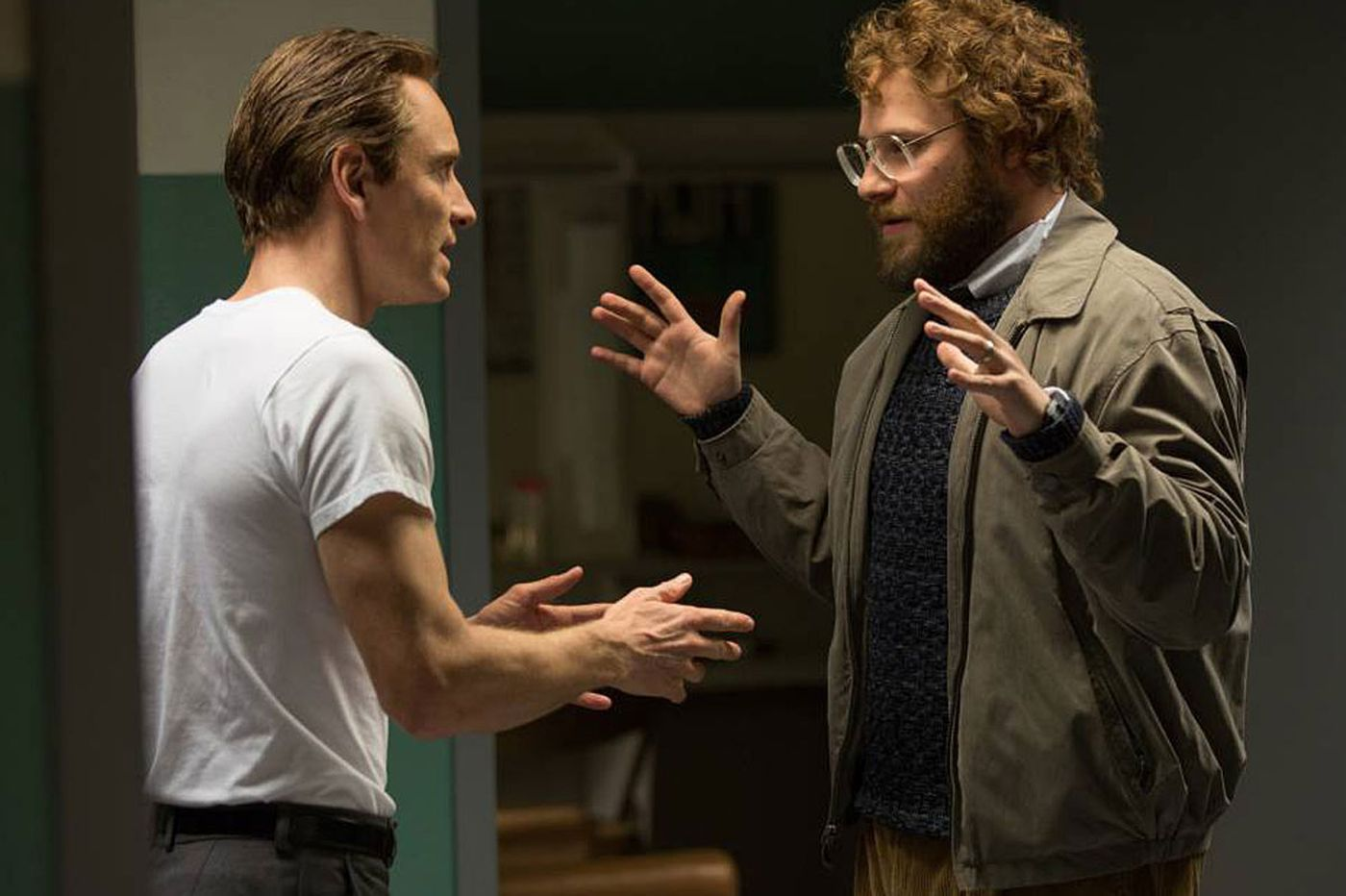 Review: 'Steve Jobs' can't reach the true heart of its subject