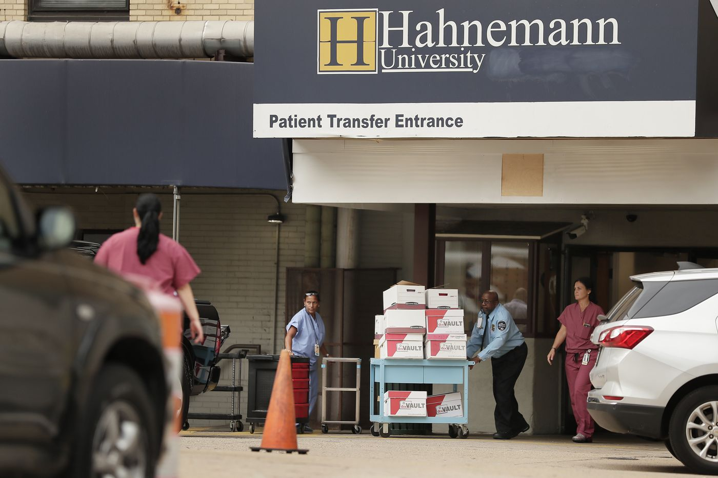 Hahnemann University Hospital's owners agree to buy 'tail insurance' for former residents