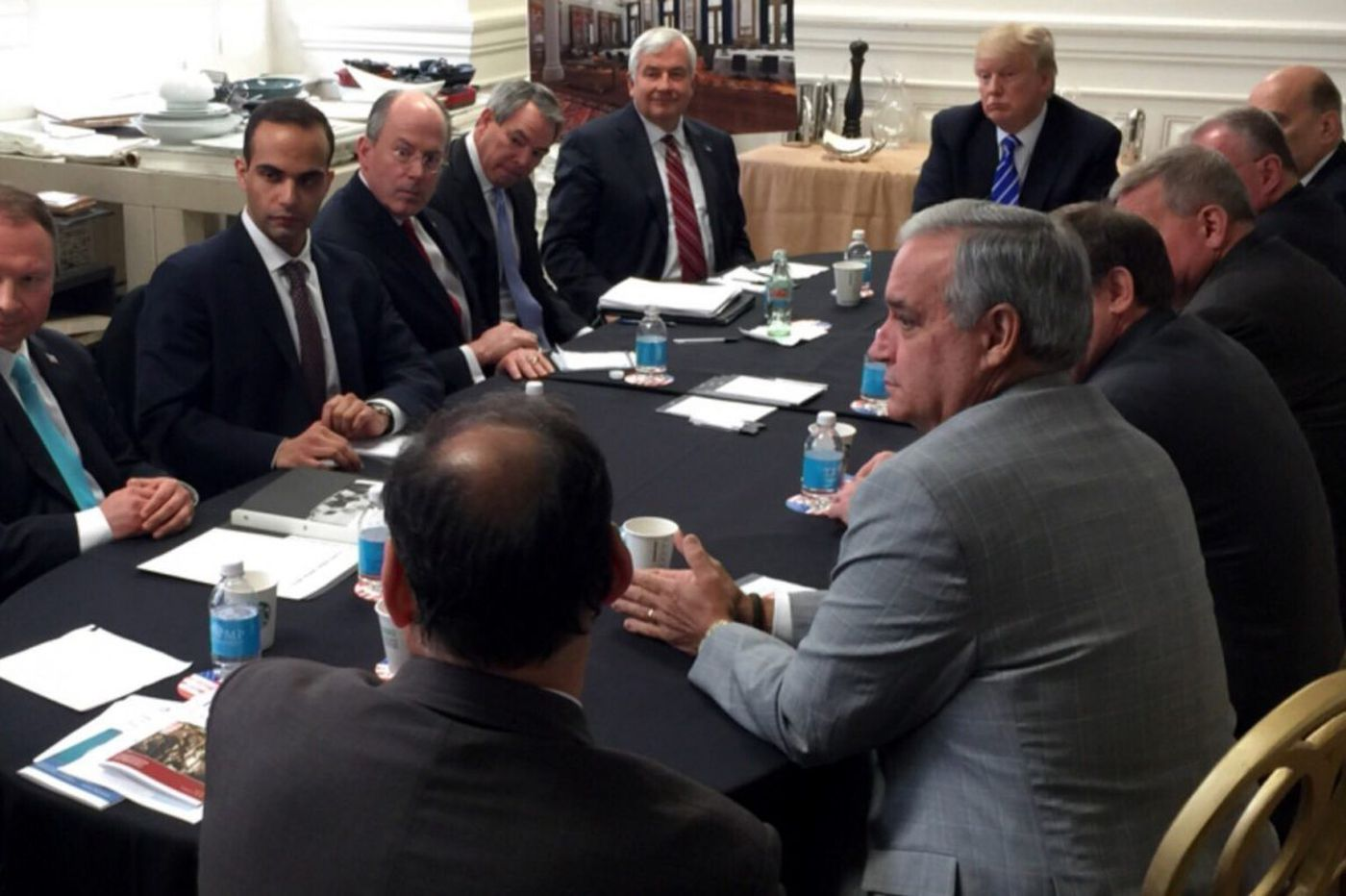 Who's who in the George Papadopoulos court documents