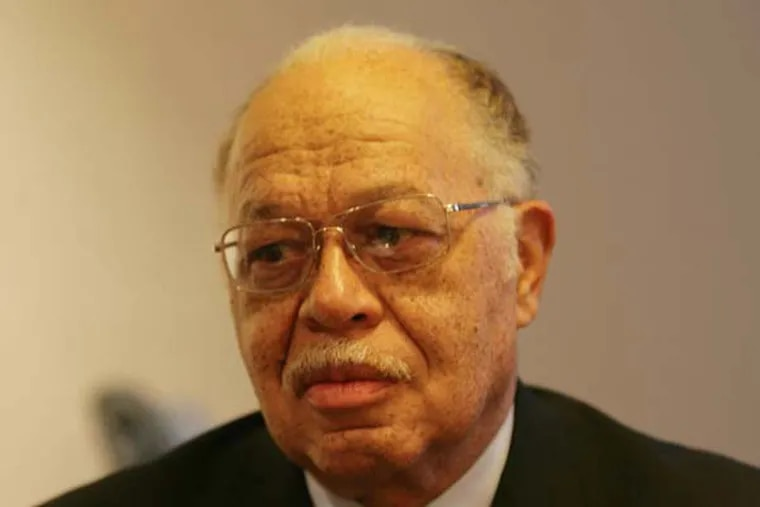 West Philadelphia abortion doctor Kermit Gosnell, already facing life imprisonment, was sentenced again Monday to 30 years in prison for selling prescriptions for almost a million doses of narcotics circulated throughout the region. (Yong Kim / Staff Photographer)