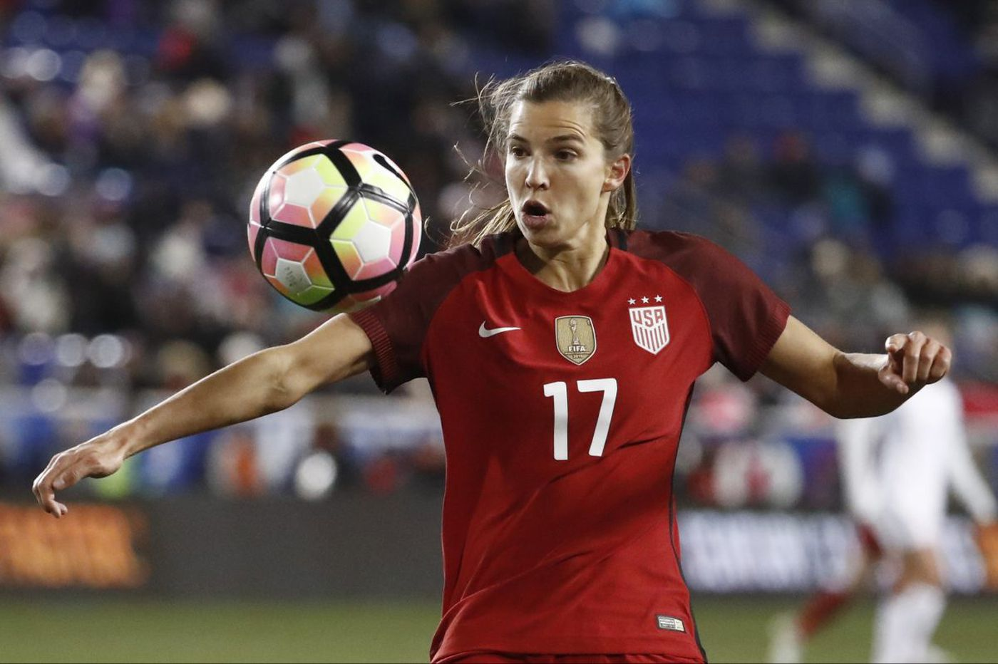 U.S. women's national team star Tobin Heath set to return from long injury absence