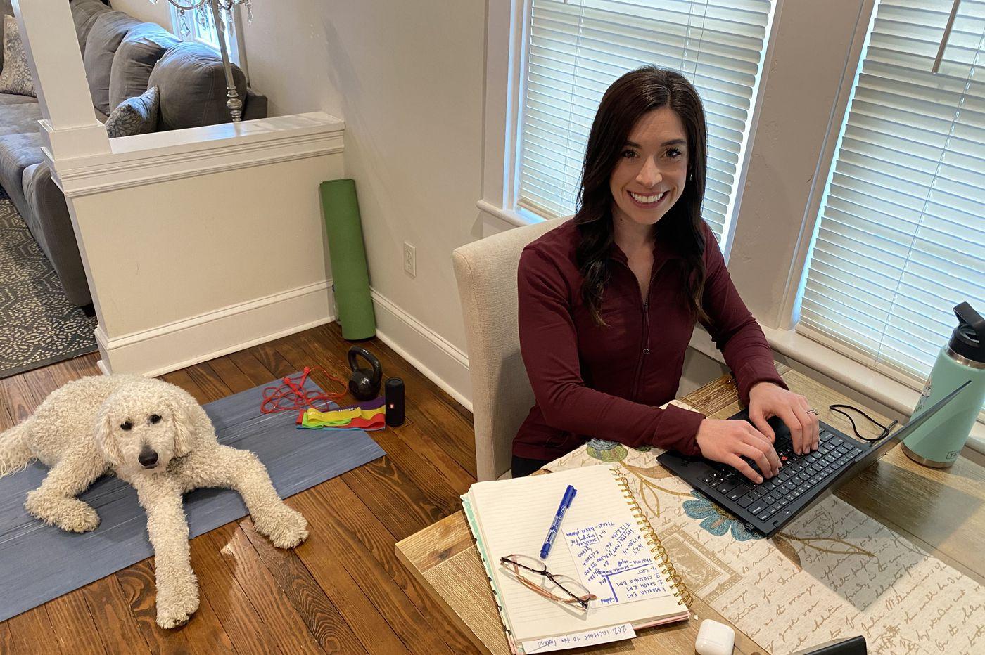 Kimberly Sargent DellaFranco and Thomas DellaFranco: Living, working, loving together