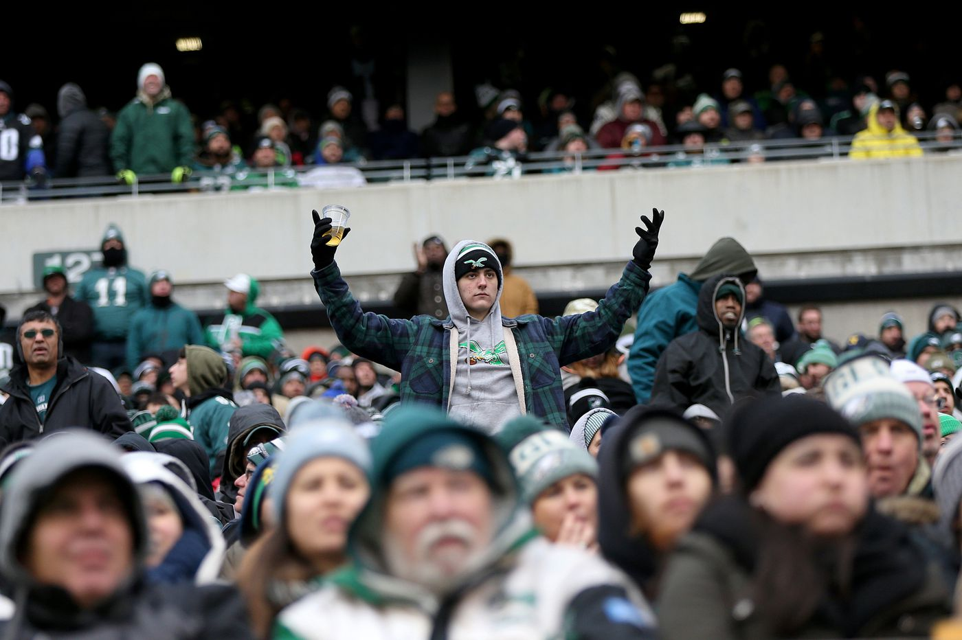 Eagles fans in a fiery mood on social media after loss to Seahawks