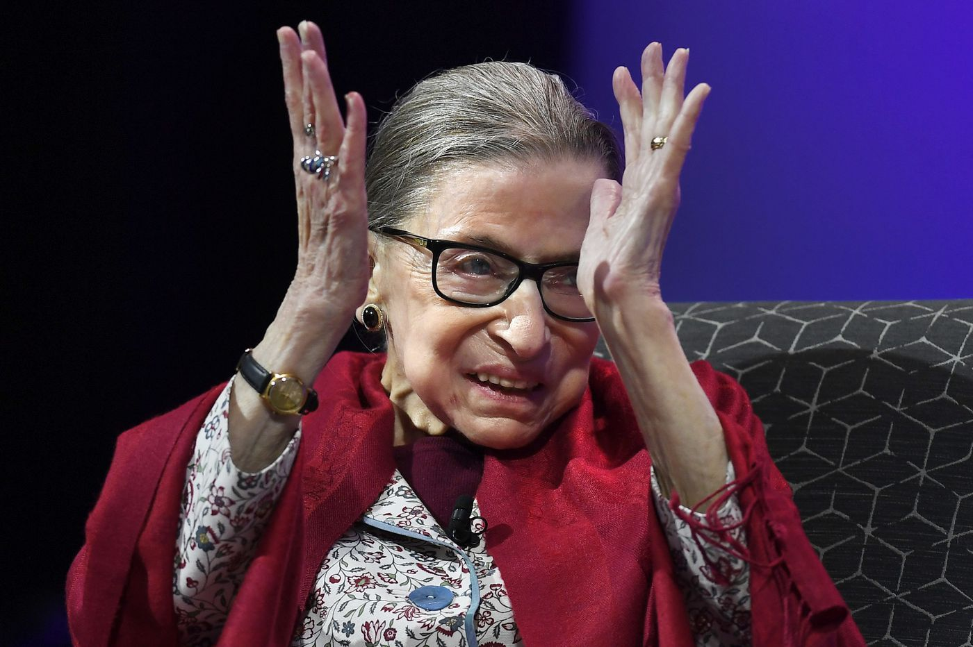 Ruth Bader Ginsburg: The book, the movie — and tonight in Philly an RBG songfest