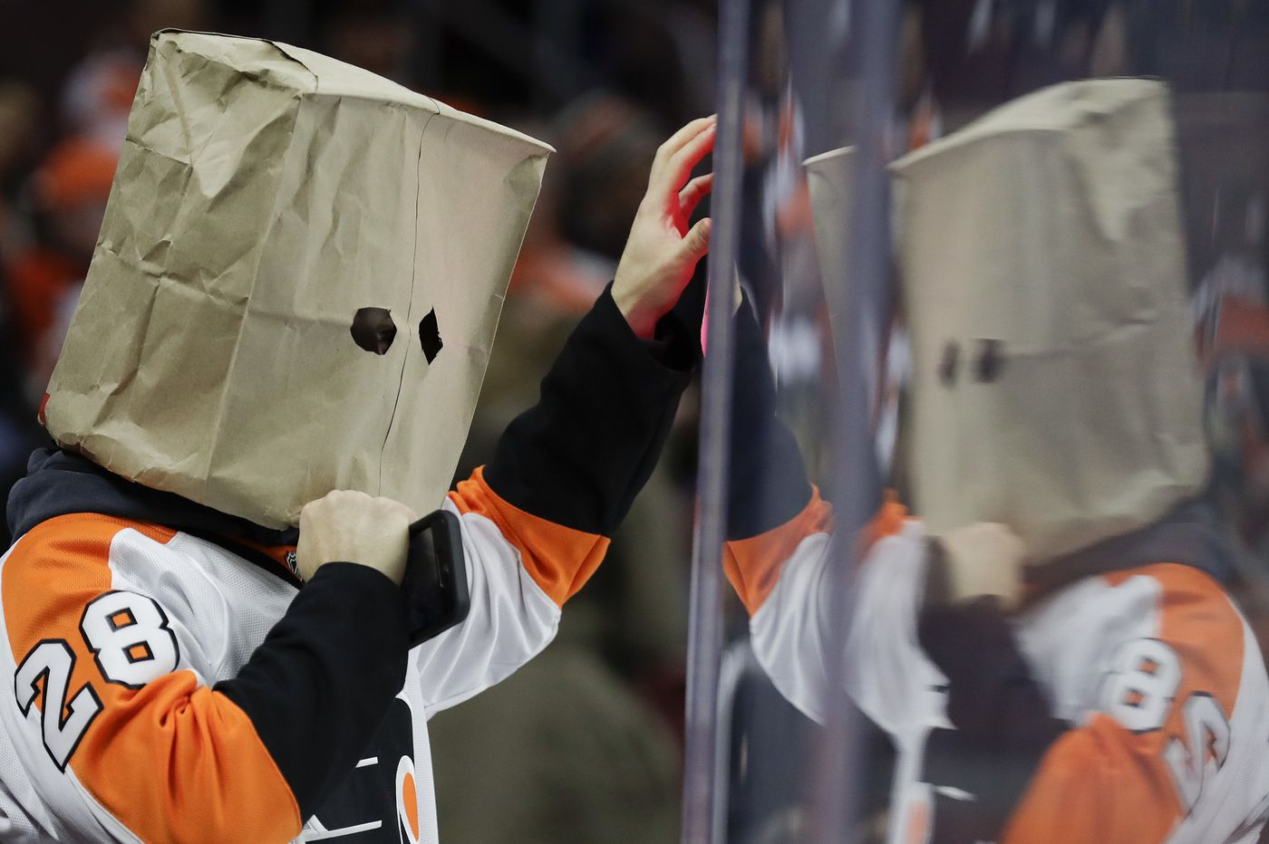 Flyers can't finish comeback, lose to Hurricanes for fifth straight loss