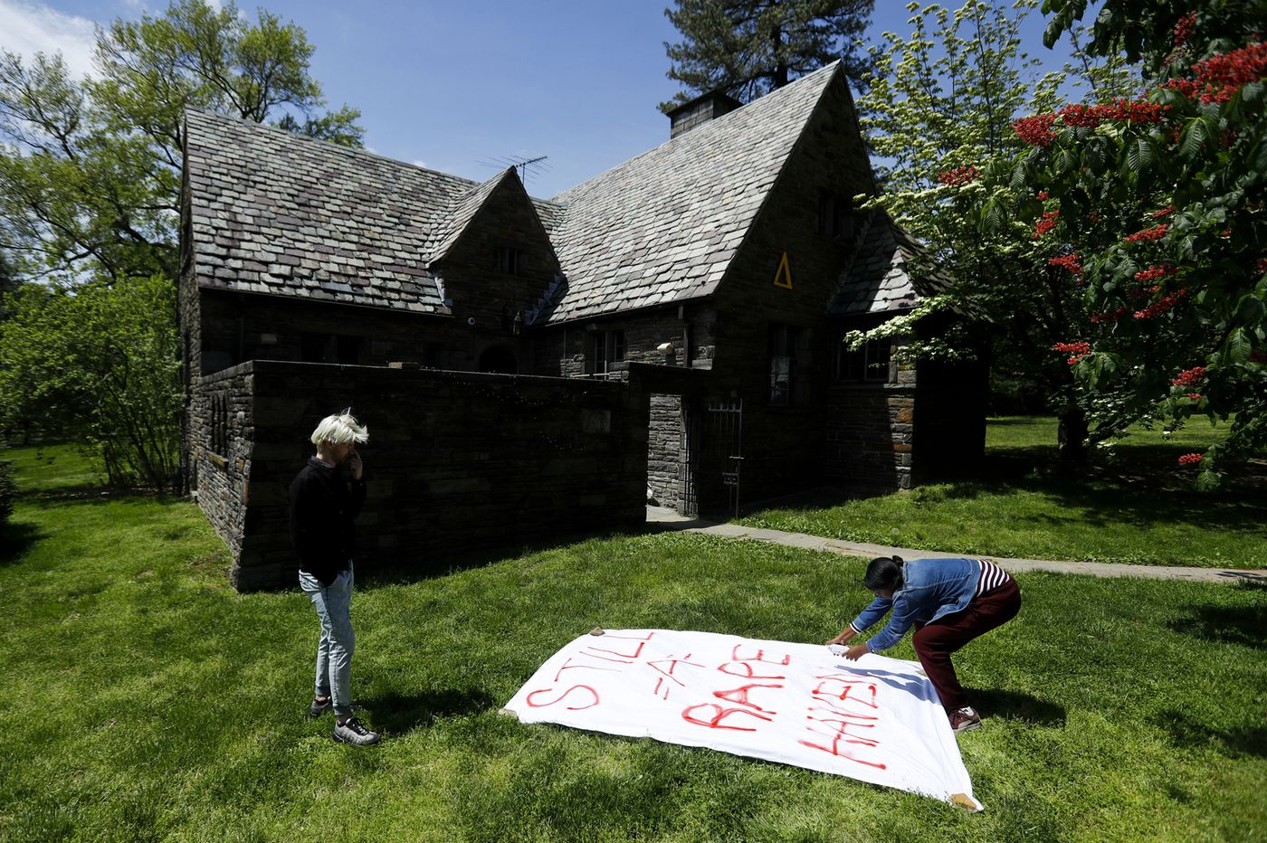 Swarthmore College ends Greek life for good after fraternity's offensive internal documents leaked