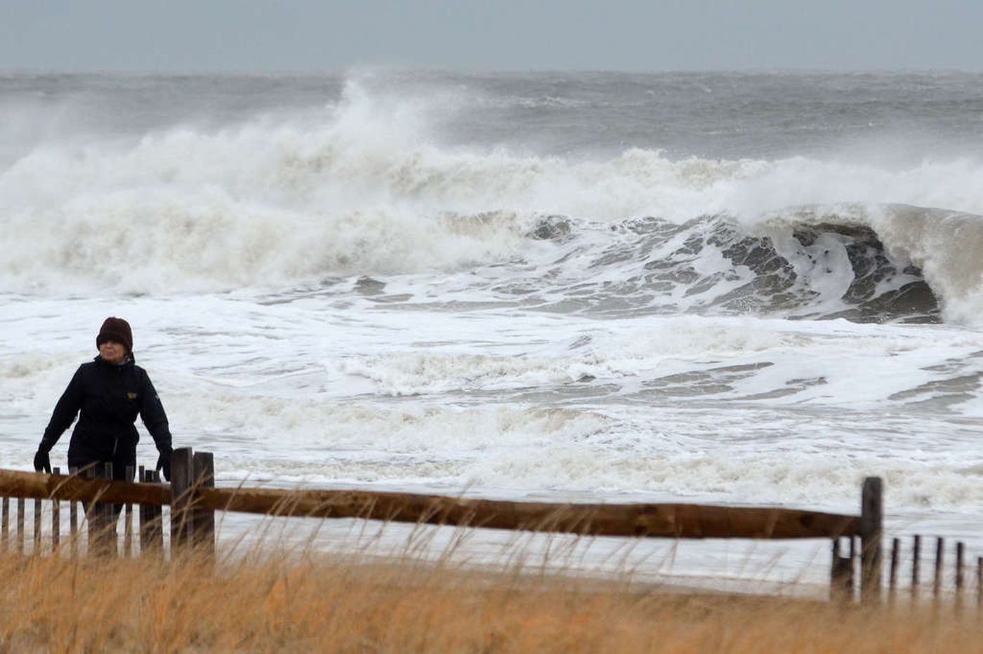 Rutgers: New Jersey shore sea rise is more than double the global average