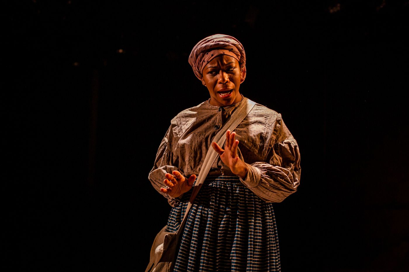 Arden's 'My General Tubman' will charm you with history, bloodshed, heroism, love — and magic