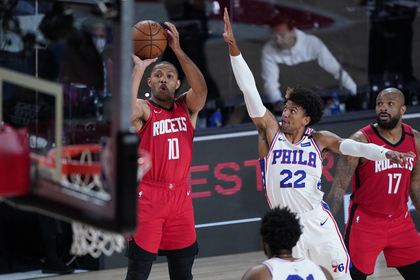 Sixers-Rockets best-worst: Matisse Thybulle's milestones, Houston's three-point woes, Tobias Harris' team highs