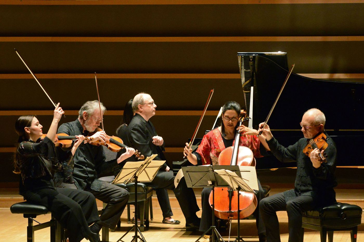 Ever anew, the Juilliard String Quartet is joined by pianist Marc-André Hamelin at the Kimmel Center