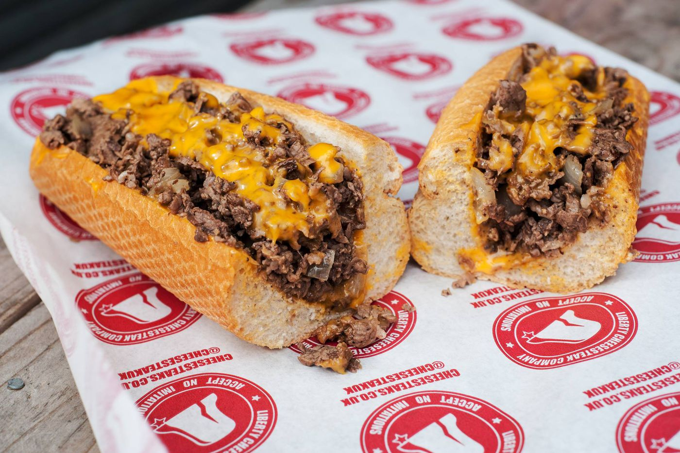 Cheesesteak at London's Passyunk Avenue is nice, says guy who's never had a real cheesesteak