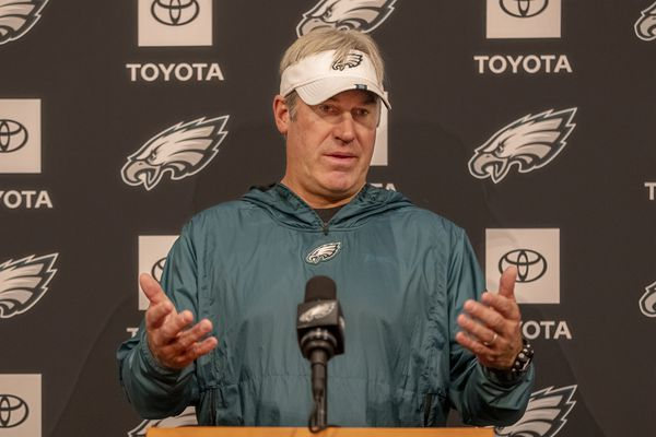 Eagles coach Doug Pederson voids his guarantee, says he was just showing confidence in his team