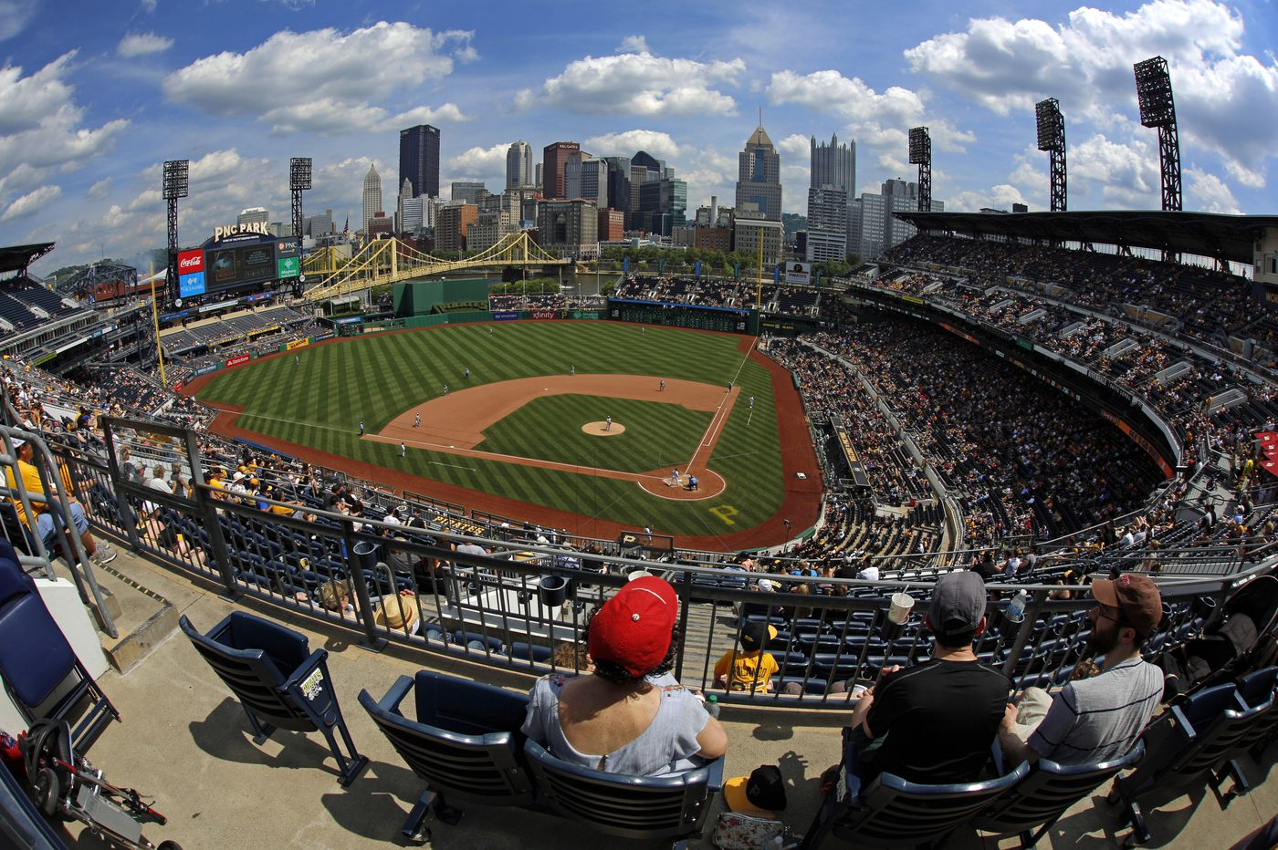 For Phillies, PNC Park has been a torture chamber | Extra Innings