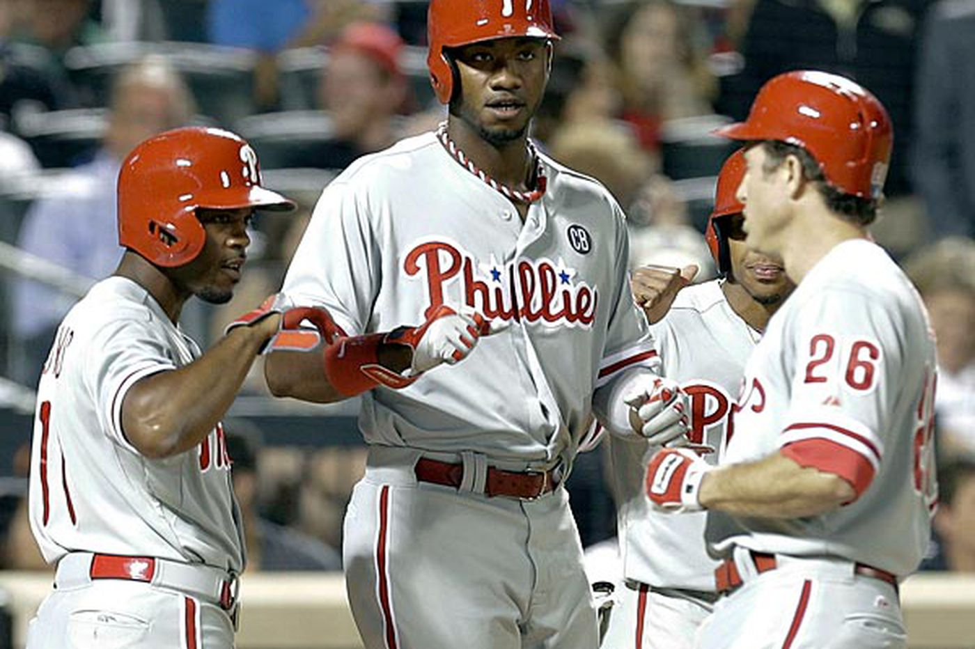 For Phillies' players, trade deadline not a big deal