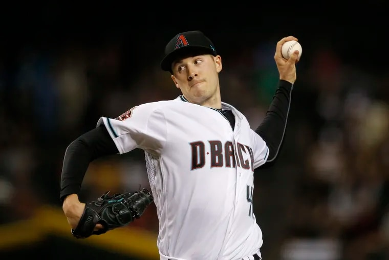 Patrick Corbin has reportedly agreed to join the Nationals.