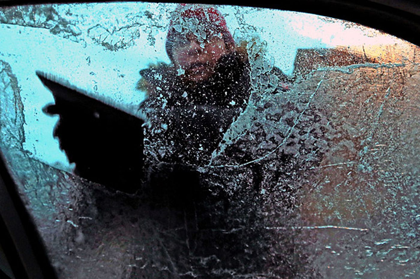 Forecasters warn of snow, sleet in Philadelphia area