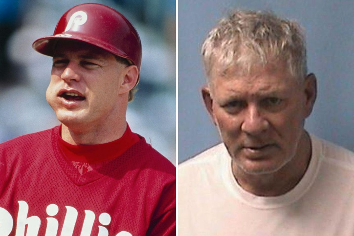 Ex-Phillies star Lenny Dykstra arrested, accused of threatening to kill Uber driver