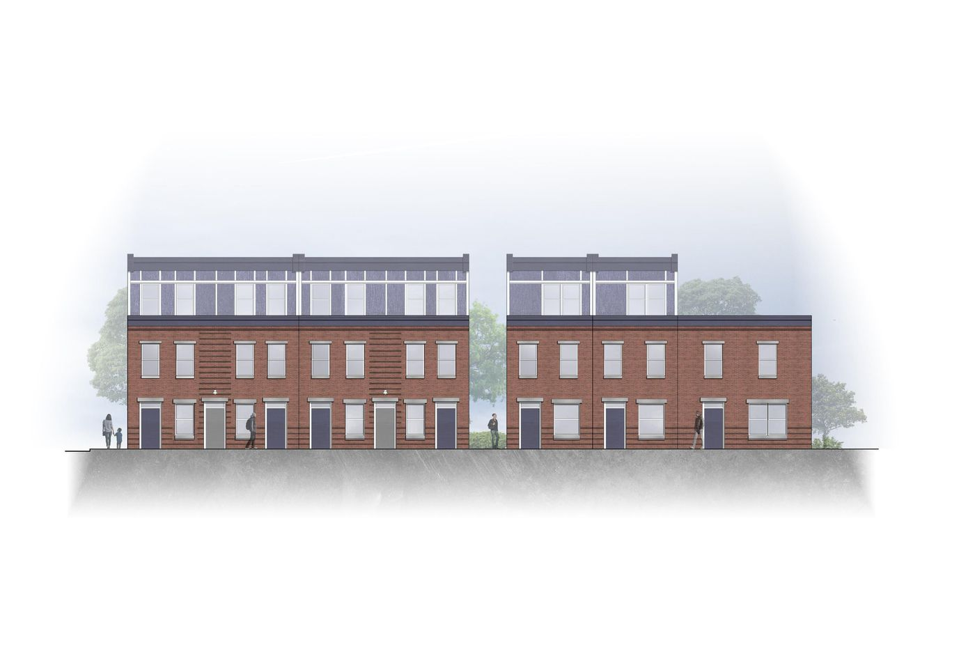 Point Breeze rental complex proposed under plan to keep homes affordable even if landlord changes