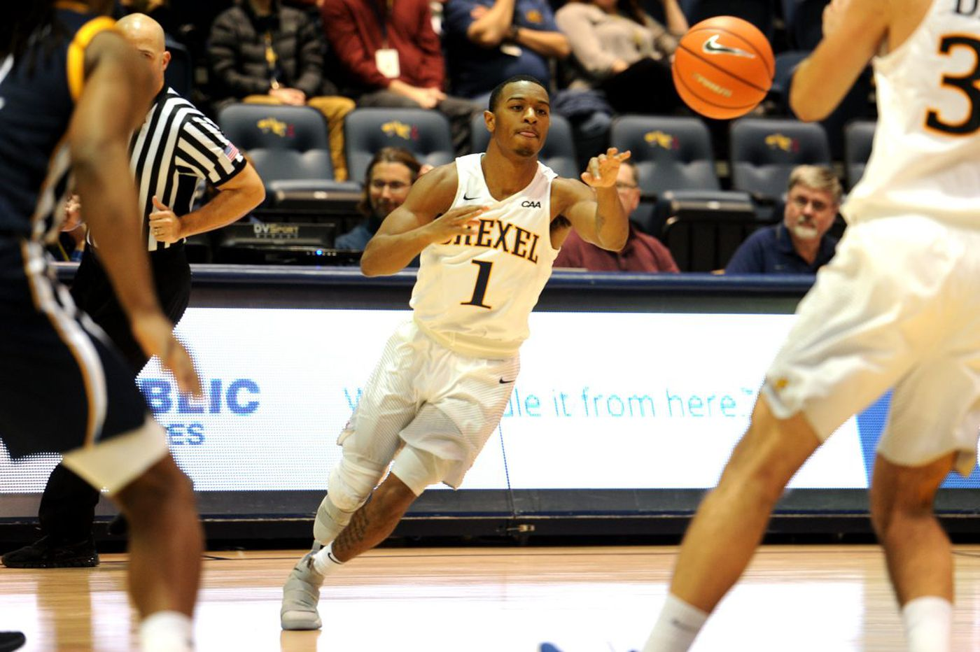 Drexel drops league opener to Elon, 90-75